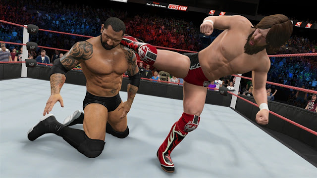 WWE 2K15 PC Download Photo
