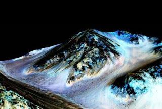 Konfirmohet ujë në Mars
