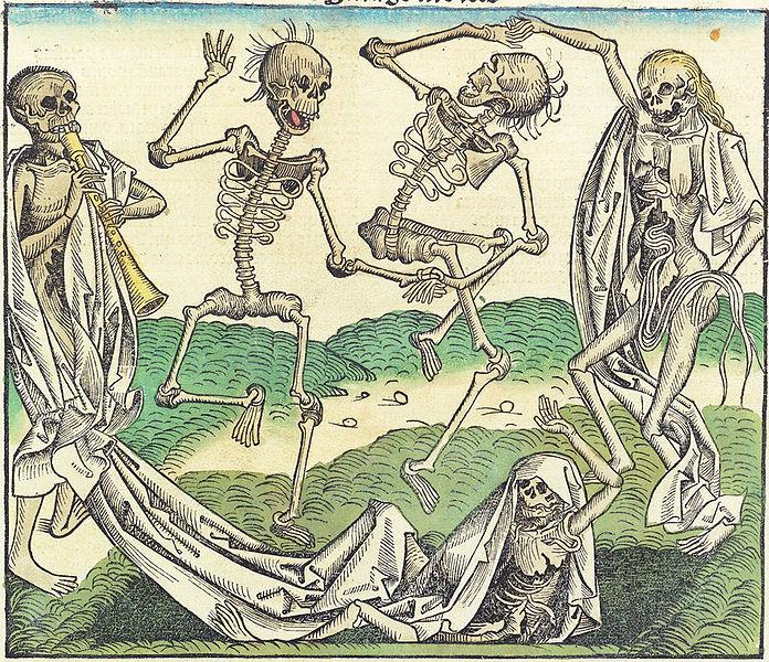 A subitanea et improvisa morte libera nos Domine