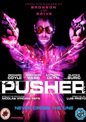 Filme Poster Pusher DVDRip XviD &amp; RMVB Legendado