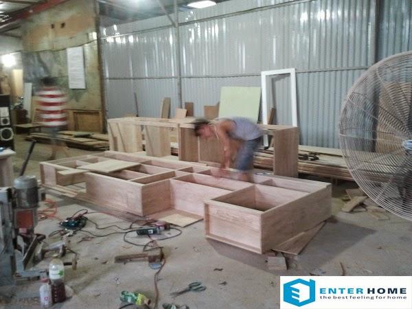 Xưởng gỗ nội thất ở hà nội