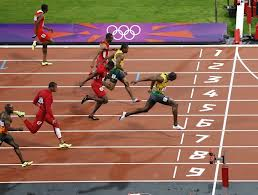Classic 100 Meters Race