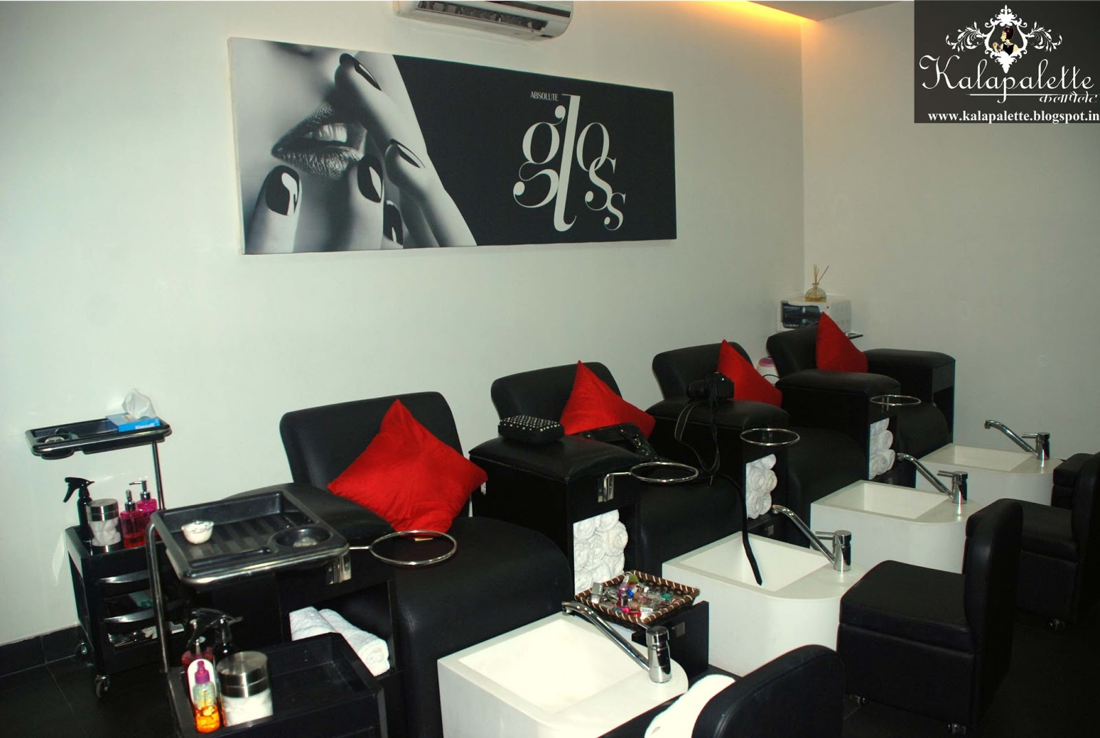 Hair salon styling stations 2013 joy studio design for Absolute beauty salon