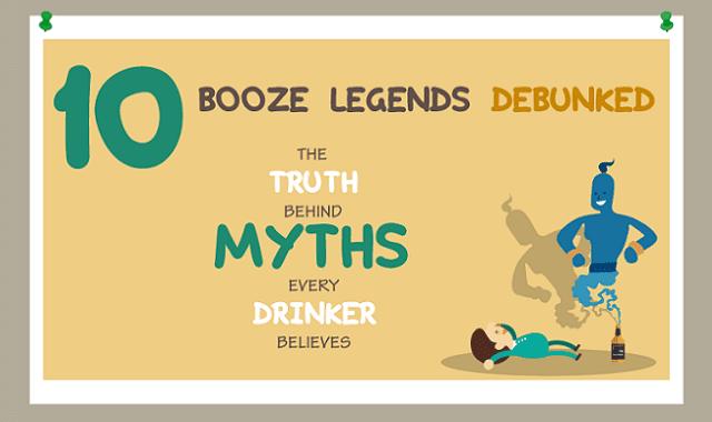 10 Booze Legends Debunked