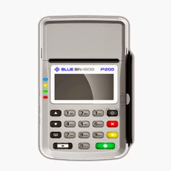 Bluebamboo P200 Mobile Payment Printer