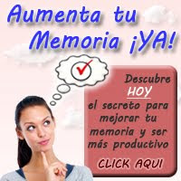 Incrementa tu memoria