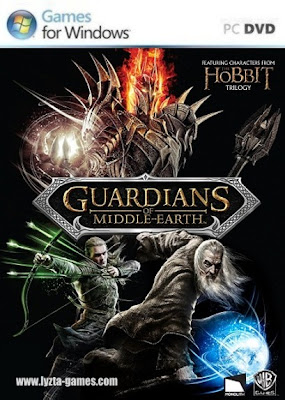 Guardians of Middle-earth PC Cover