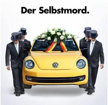 Εκπληκτικό πρωτοσέλιδο του Spiegel για το σκάνδαλο Volkswagen