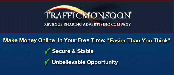 Dapatkan Dollar Setiap Hari Dari Situs trafficmonsoon.com