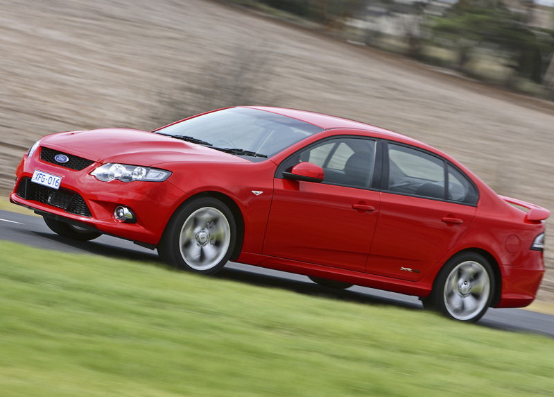 Ford Fg Falcon Xr8 Review Auto Review