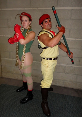 Cammy Rolento Cosplay