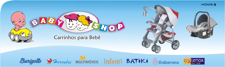 Baby Shop Carrinhos