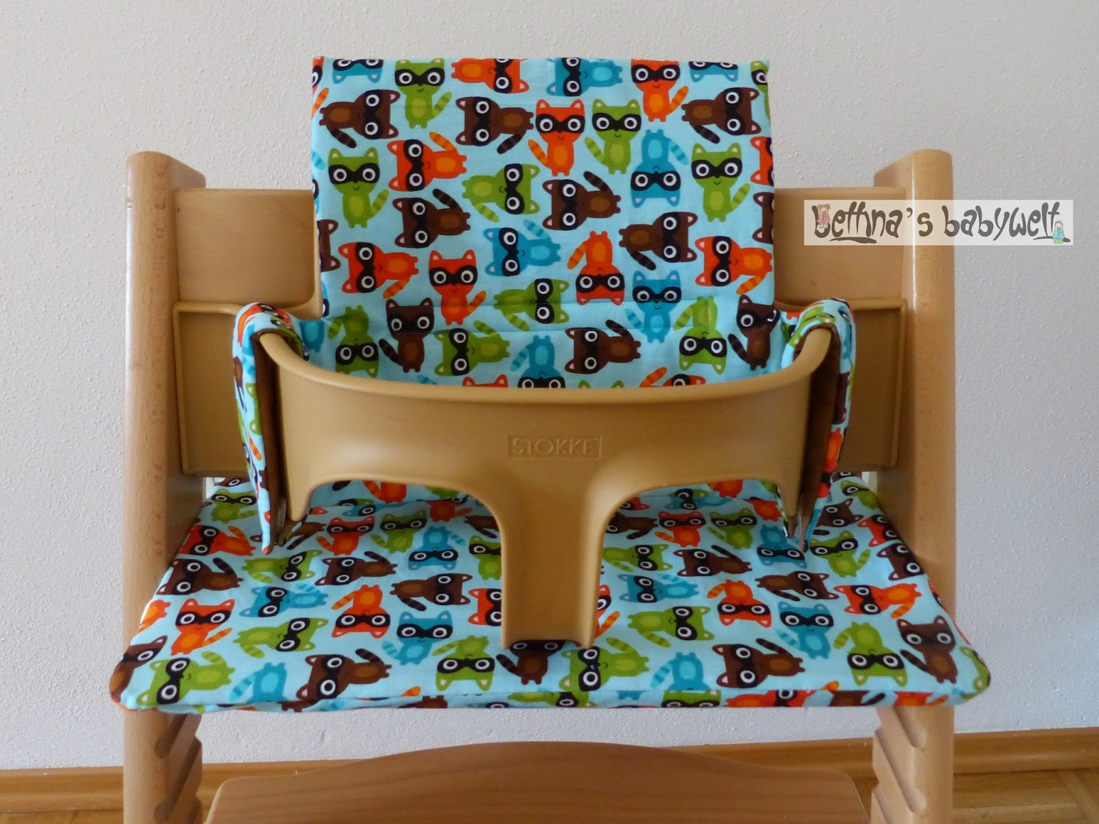 Bettina\'s Babywelt: TrippTrapp Sitzkissen