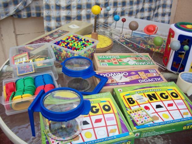 Jardin infantil materiales del nivel inicial - Material para jardin ...