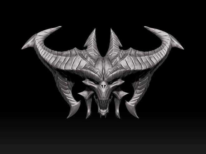 Diablo III head