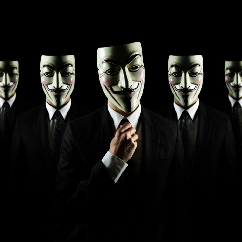anonymous wallpapers hack the hacker