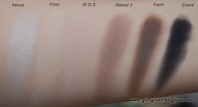 Urban Decay Naked Basics отзывы