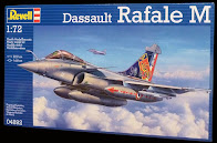Review: The very colurful new 72nd scale Revell Rafale M