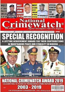 NATIONAL CRIMEWATCH MAGAZINE