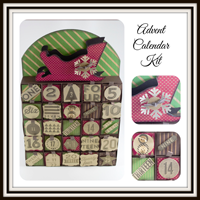 Advent Calendar Kits For Sale