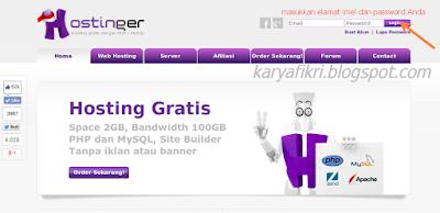 1-1 Kunjungi idhostinger untuk login akun (karyafikri.blogspot.com)