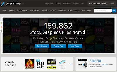 sell designs at graphicriver marketplace