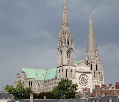 Catedral Notre Dame de Chartres