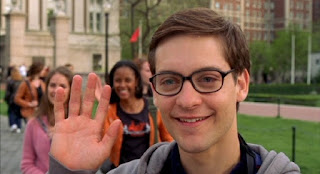 Tobey Maguire_Spider-man_Peter Parker