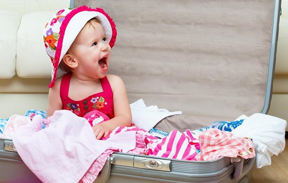 PACKING LISTS FOR BABIES