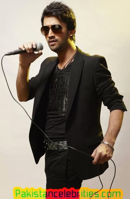 Pakistan Celebrities: Atif Aslam - Pakistani Rock Star Latest Pictures ...
