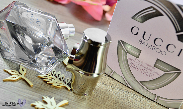 Top 5 Herbst Produkte - Gucci Bamboo Fragrance EdP