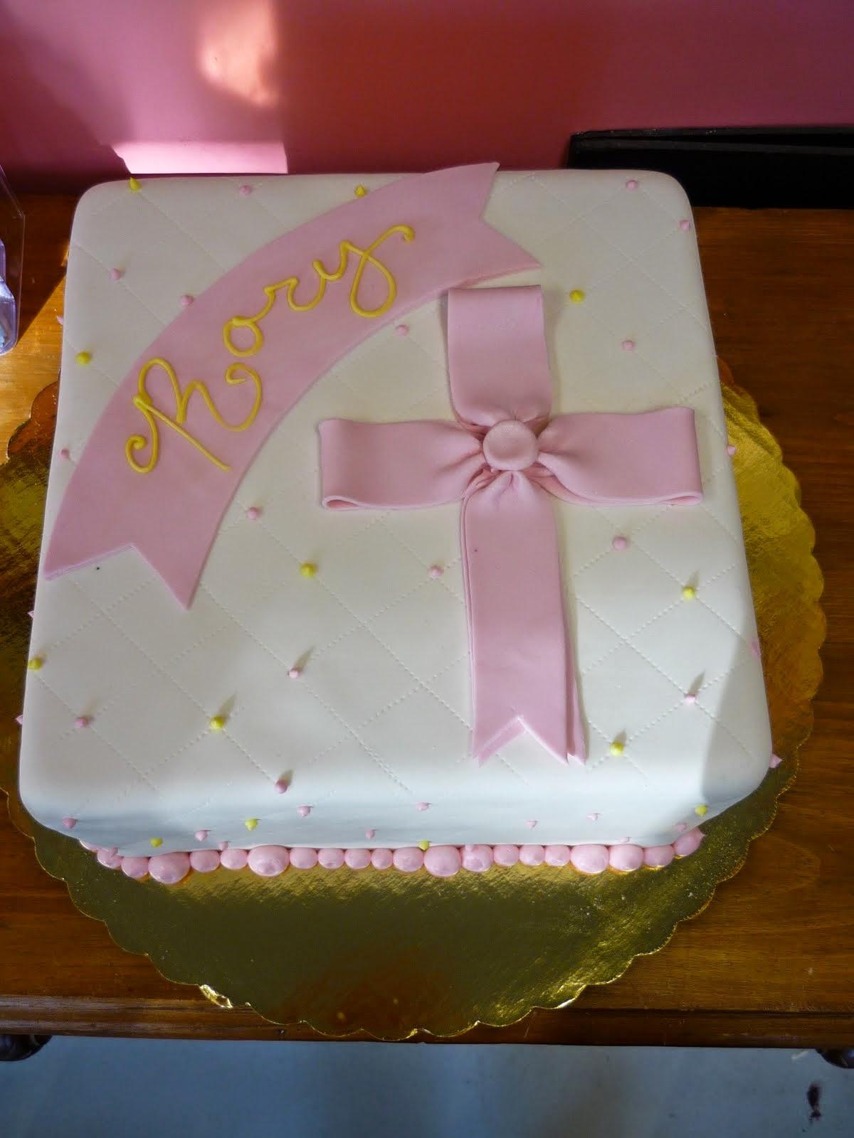 pasteles de primera comunion cuadrados