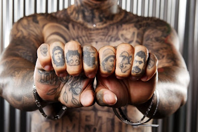 cool knuckles hands tattoo