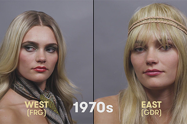 100 years of German beauty 1970