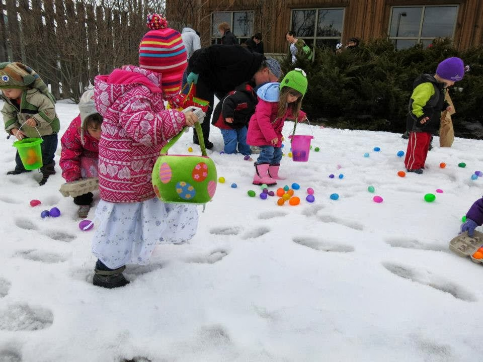 Image result for Snow Party on Easter