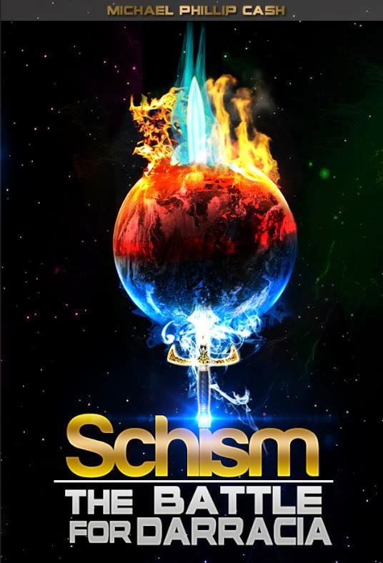 Schism: The Battle For Darracia Book Cover