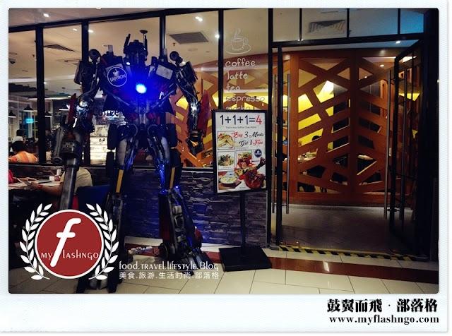 Penang Food | Saffron Cafe 3 送 1 午餐大优惠 @ Lot 33 Prangin Mall