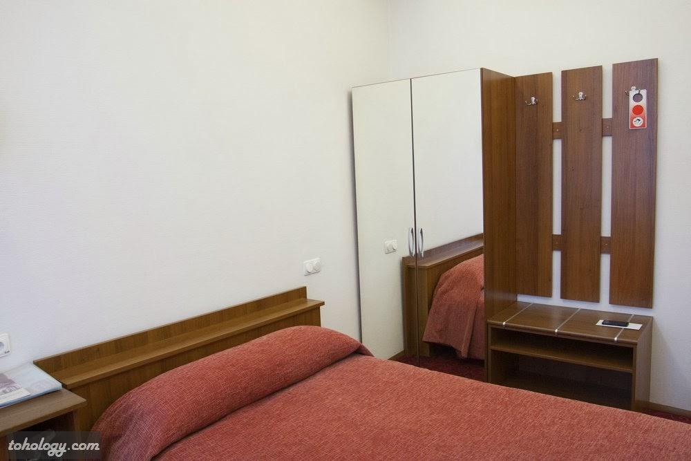 Отель Оснабрюк, стандартный некурящий номер