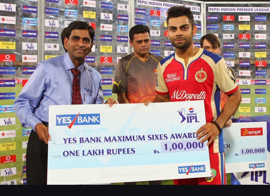 Virat-Kohli-Maximum-Sixes-SRH-vs-RCB-IPL-2013