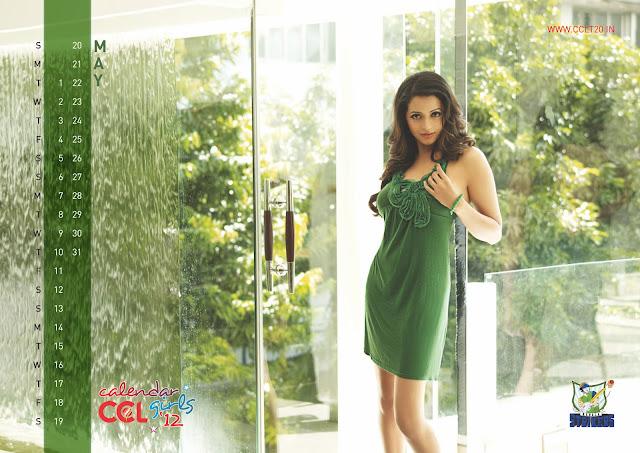CCL Special Celebrity Calendar 2012 Part I