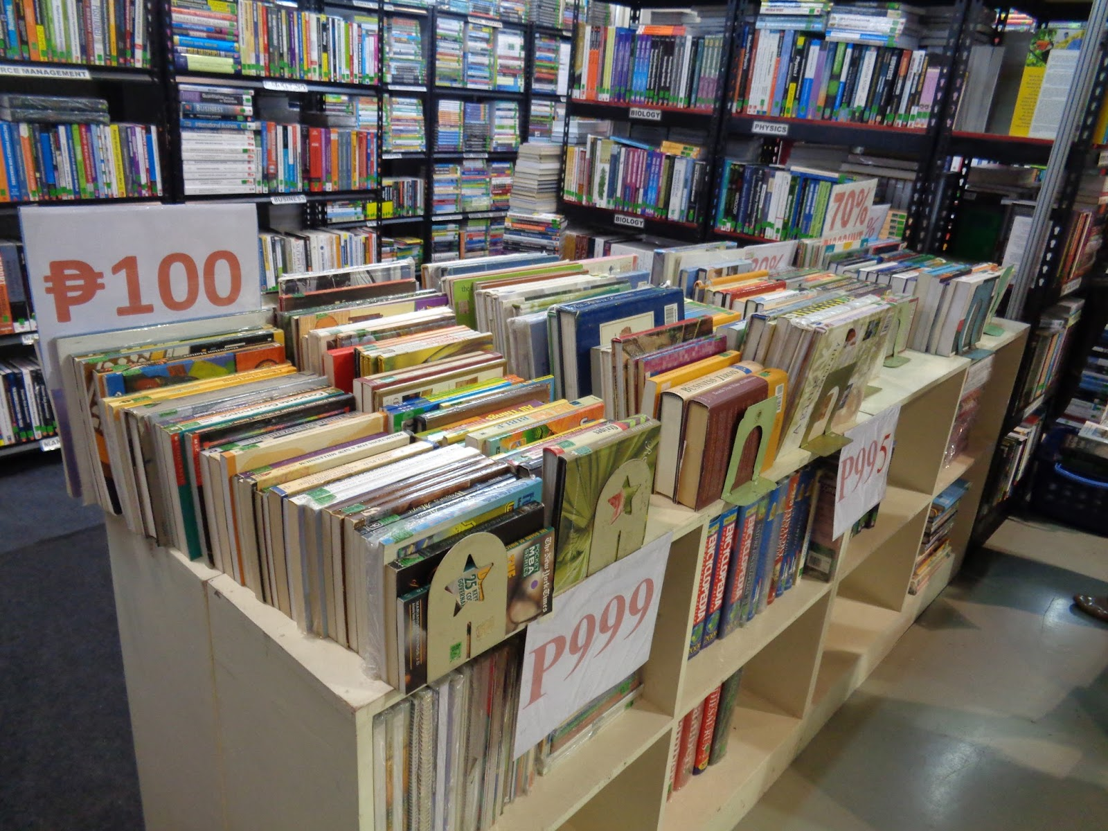 There Are Still Books For Good Prices The Not So Religious People As Well Carried By Big Names Like National Bookstore And Fully Booked