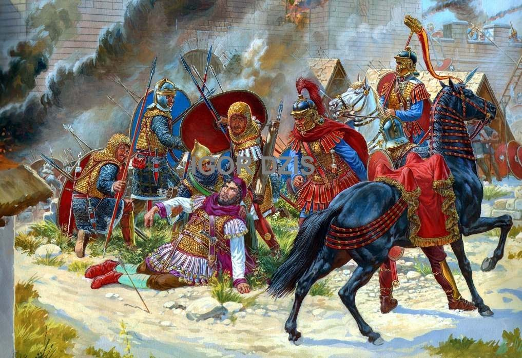 crisis of the third century In the third century, rome almost collapsed entirely wars along rome's borders and internal civil war led to many crisis that historians call the third cent.
