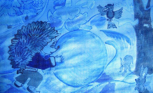Сказки Леса: Ёжик и волшебная ночь