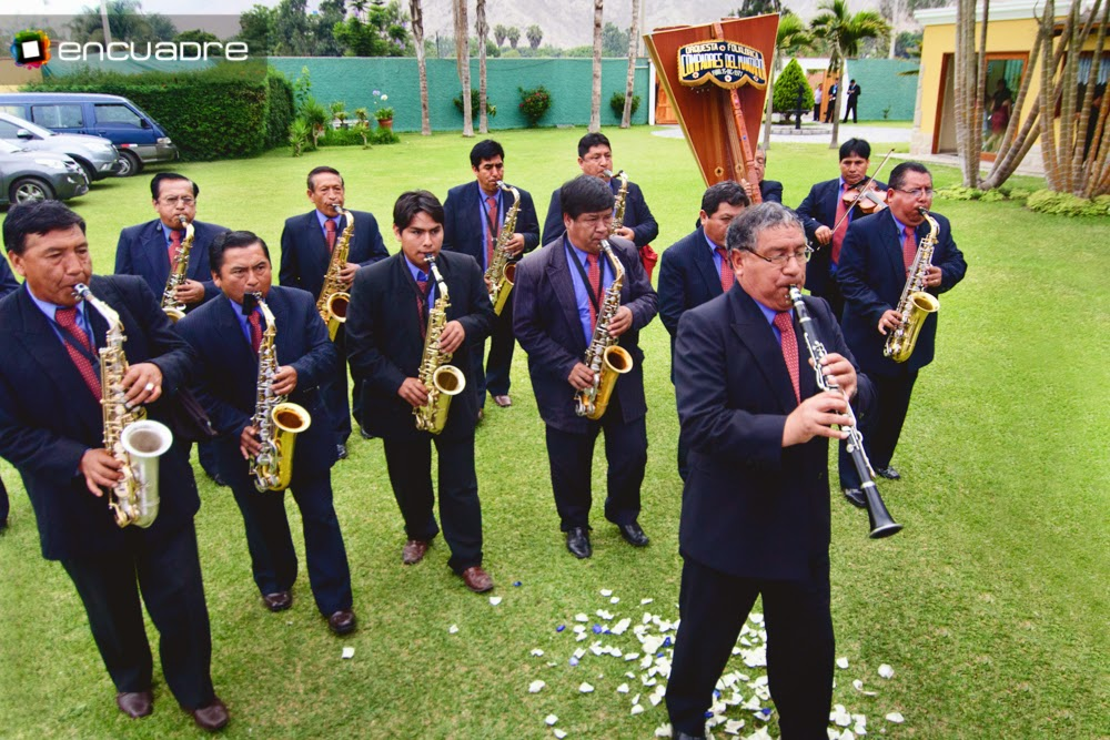 fotos boda orquesta