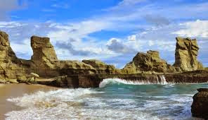 Tempat Wisata Di Pacitan Jawa Timur Pantai Klayar