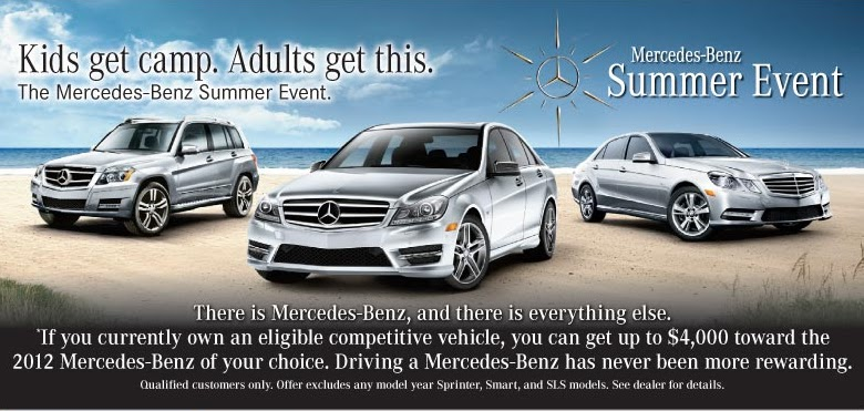 Mccurley integrity dealerships sizzlin 39 summertime fun for Mccurley mercedes benz