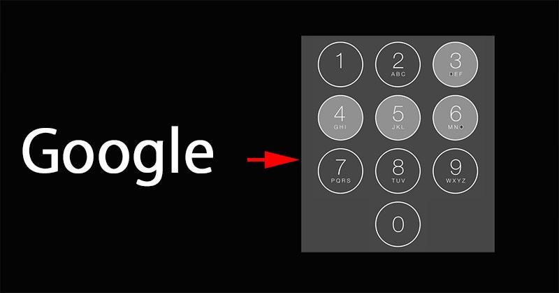 Googleには「466453」という秘密のコードが有る!?