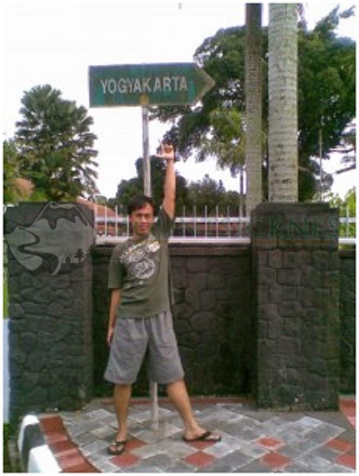 Welcome to Yogyakarta City