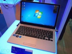 LG P220 Sexy Laptop