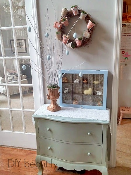 Decorating for Spring